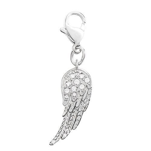 DG4069 Crystal Wing Dangle with Swarovski Crystals V1 copy